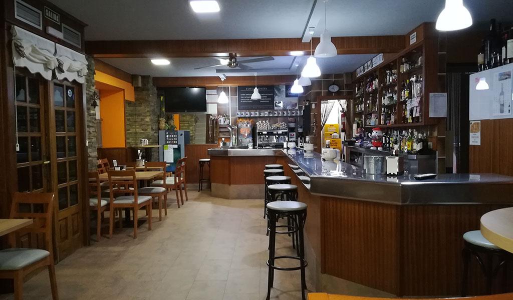 CAFÉ BAR A CEPA